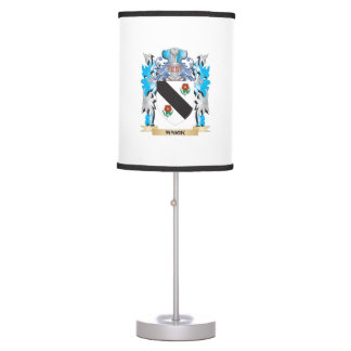 Marik Coat of Arms - Family Crest Table Lamps