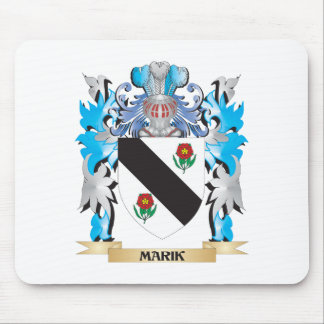 Marik Coat of Arms - Family Crest Mouse Pad