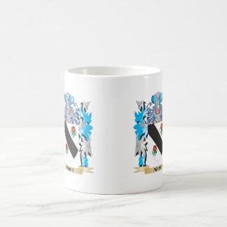 Marik Coat of Arms - Family Crest Classic White Coffee Mug