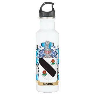 Marik Coat of Arms - Family Crest 24oz Water Bottle