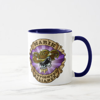 Marik Gunfighter Alliance Coffee Mug