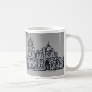 Marikina gifts on zazzle marikina catholic church philippines coffee mug stopboris Choice Image