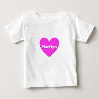 Marilyn Baby T-Shirt
