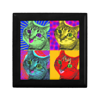 Marilyn Cats: Jewelry Boxes