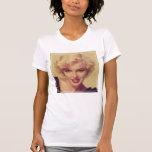 Marilyn en negro playera