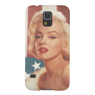 Marilyn Flag Galaxy S5 Case