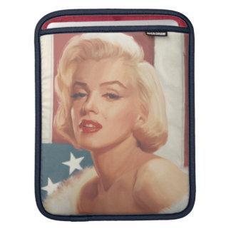 Marilyn Flag iPad Sleeves