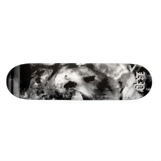 Marilyn Ghost Skateboard Deck