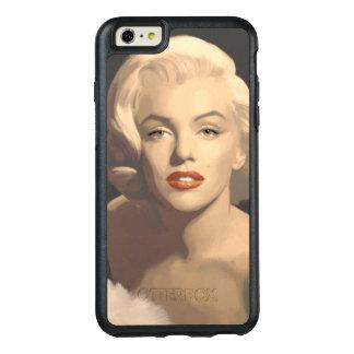 Marilyn gris gráfica funda otterbox para iPhone 6/6s plus