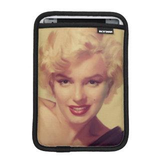 Marilyn in Black iPad Mini Sleeve