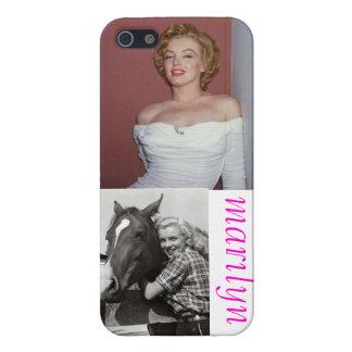 Marilyn iPhone 5 Carcasas