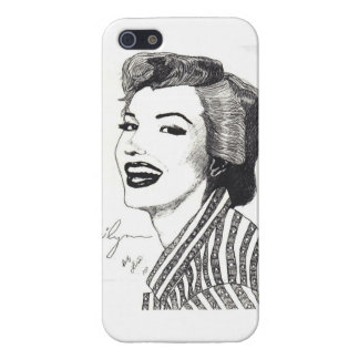 Marilyn IPhone Case (Glossy) One