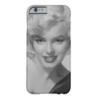 Marilyn la mirada funda para iPhone 6 barely there