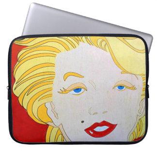 Marilyn Laptop Computer Sleeve