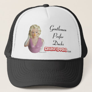 Marilyn Monroe Celebrity Duck Hat