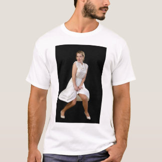 Marilyn Monroe pose T-Shirt