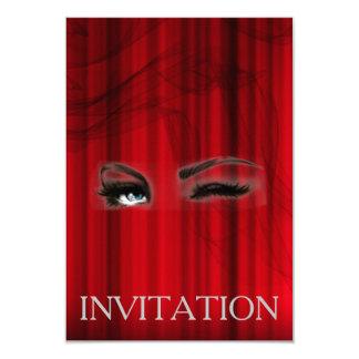 Marilyn Monroe Theater Oper Musical Invitation