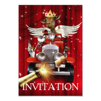 Marilyn Monroe Theater Oper Musical Invitation