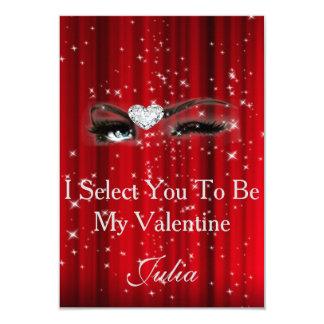 Marilyn Monroe Valentine Day Invitation