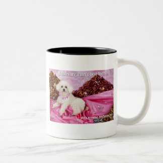 Marilyn Monruff Two-Tone Coffee Mug