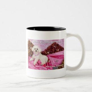 Marilyn Monruff Two-Tone Coffee Mug