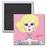 Marilyn Refrigerator Magnet