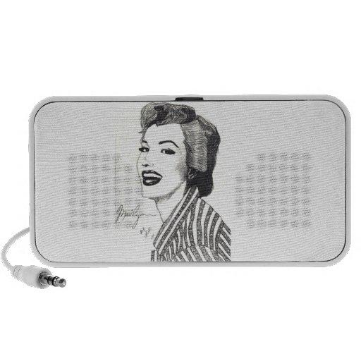 Marilyn Speakers - One