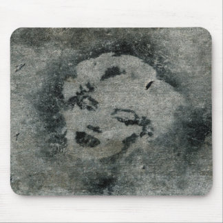 Marilyn Stencil Graffiti on Melrose Mouse Pad
