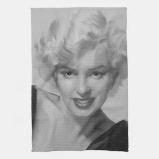 Marilyn the Look 2 Hand Towel