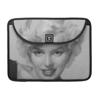 Marilyn the Look MacBook Pro Sleeve