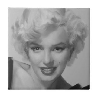 Marilyn the Look Tile