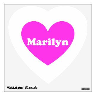Marilyn Wall Sticker