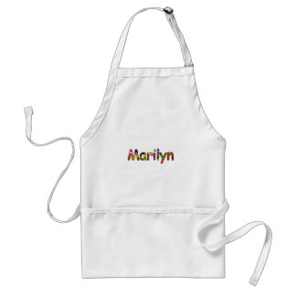 Marilyn's kitchen accessories apron