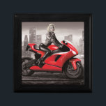 """Marilyn&#39;s Motorcycle Gift Box<br><div class=""""desc"""">HCI,  INC. 