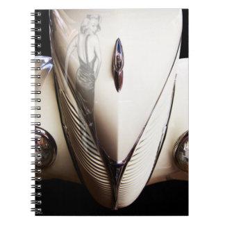 Marilyn's Ride Notebook