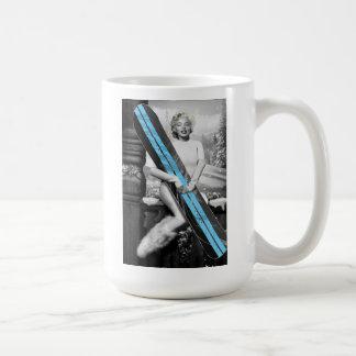 Marilyn's Snowboard Coffee Mug