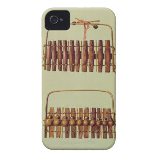 Marimba front and back views South African from Case-Mate iPhone 4 Cases