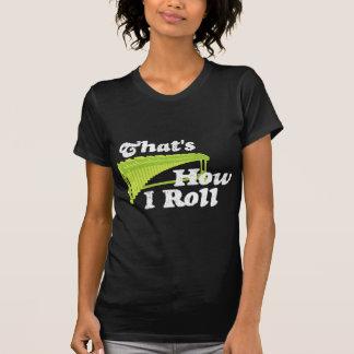 Marimba - que es cómo ruedo camisetas