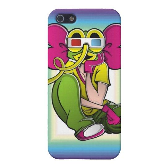 Marimonda 3D Cover For iPhone SE/5/5s