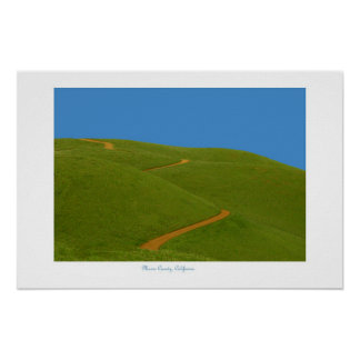 Marin County, California Poster