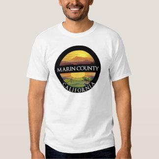 Marin County Mount Tamalpais Shirt