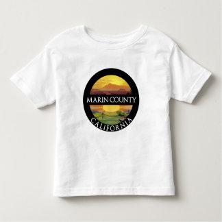 Marin County Mount Tamalpais Toddler T-shirt