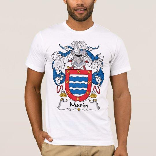 Marin Family Crest T-Shirt