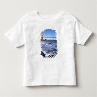 Marin Headlands, Golden Gate Bridge; San Toddler T-shirt
