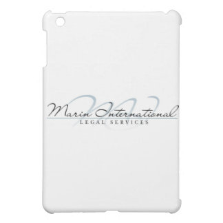 Marin International Legal Services - iPad Case