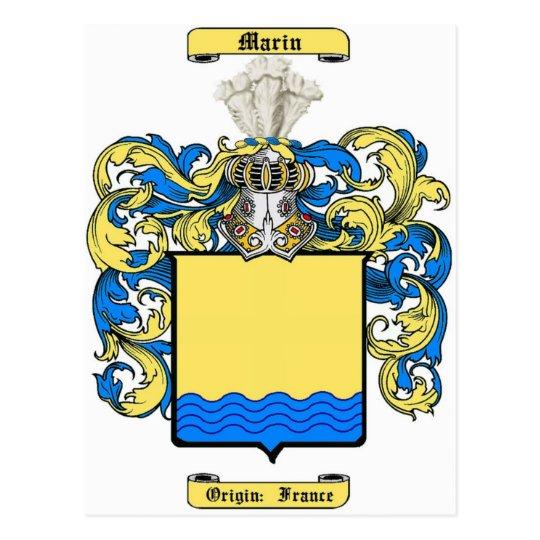 Marin Postcard