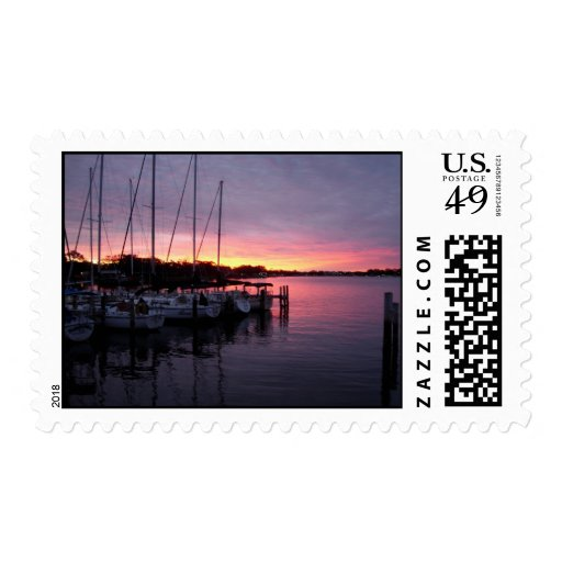 Marina 3 postage stamps