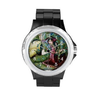 Marina and the Dragon Wristwatches
