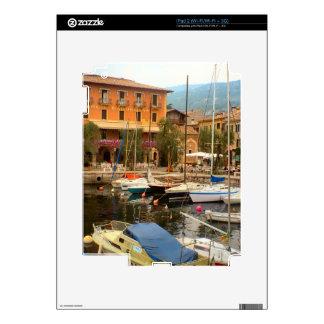 Marina at Menaggio Lake Como Skin For iPad 2