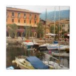 Marina at Menaggio, Lake Como Tiles